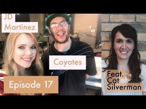 Episode 17: Coyotes Goal Tending Talk w/ Cat Silverman/JD Martinez