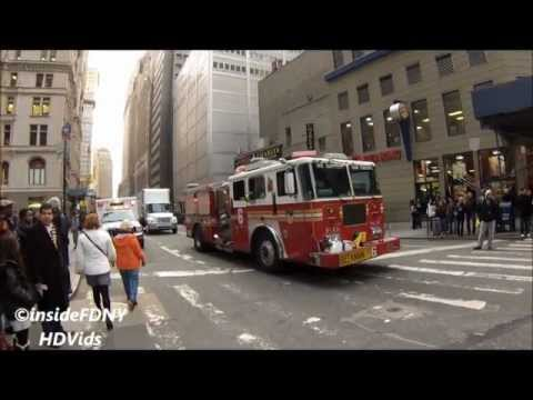 FDNY HD - World Trade Center - Fire in Parking Garage - Box 0064 11/20/12