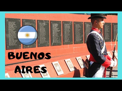 EXPLORING BUENOS AIRES: The FALKLAND ISLANDS (MALVINAS) WAR MEMORIAL