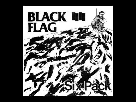 Black Flag - Six Pack (Full and Expanded EP) 1981