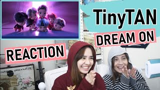 BTS [TinyTAN | ANIMATION] - Dream ON | REACTION