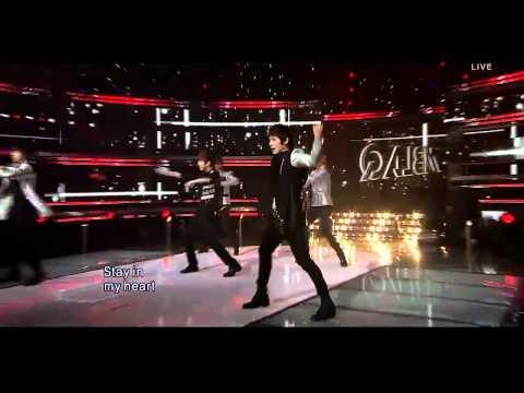 [HD] MBLAQ - Stay (Feb 06, 2011)