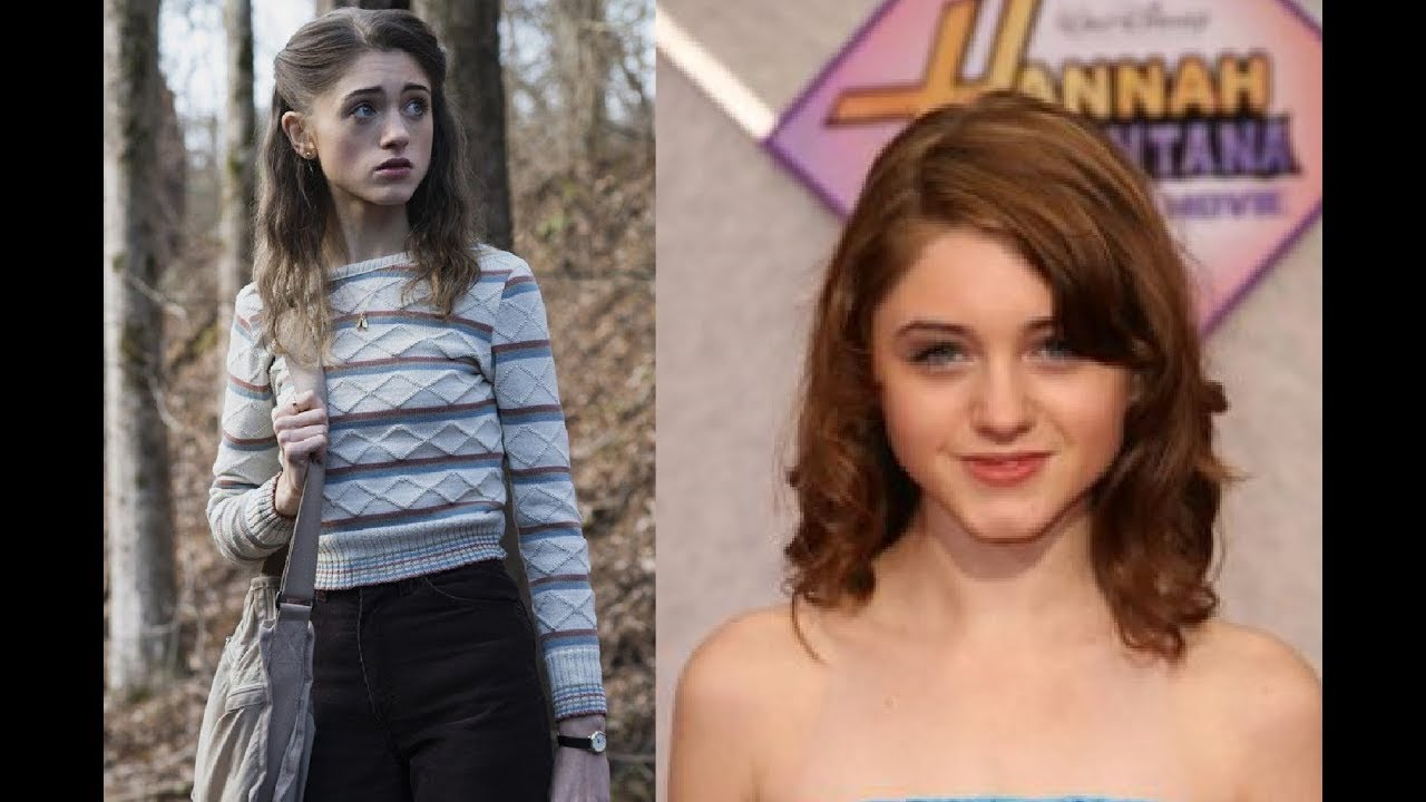 Natalia Dyer s shocking appearance change