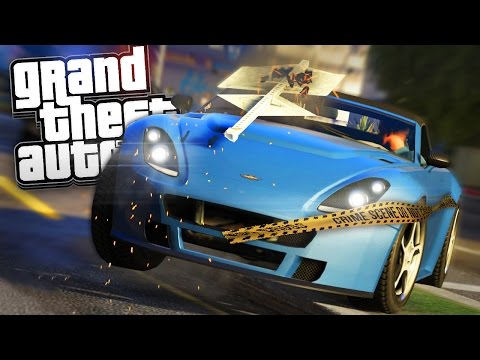 Makin Money With Speedy! GTA 5 TOP RANGE MADNESS!