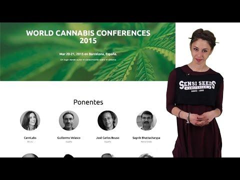 Marihuana Television News 34 - Spannabis 2015 y WORLD CANNABIS CONFERENCES