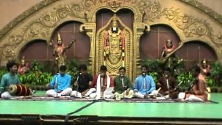 Ramachandrayajanaka - madhyamavati - aditalam -Bhadrachal Ramadas