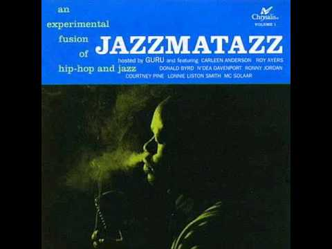 Guru - Jazzmatazz - When You're Near