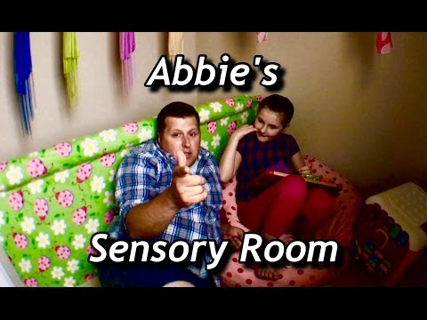 DIY Sensory Room Tour - Autism Sensory Integration
