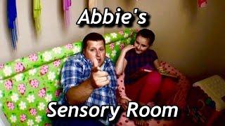 DIY Sensory Room Tour - Autism Sensory Integration