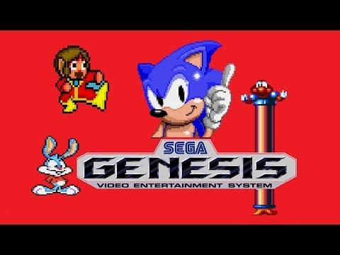 Top 40 Best Sega Genesis Platform Games