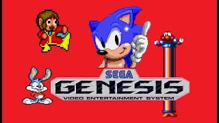 Top 40 best Sega Genesis platform games