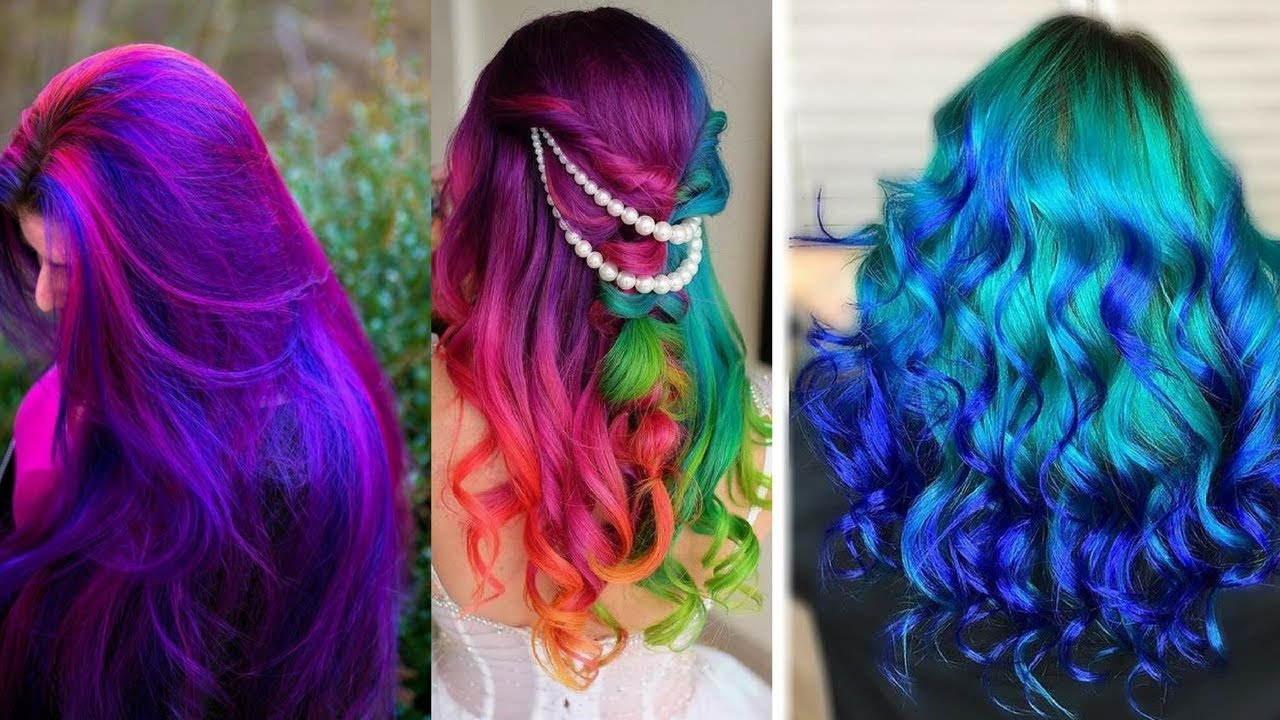 Everyday Creative Diy Hair Color Ideas Girls Highlight Hairstyles
