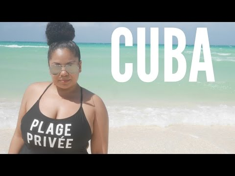 Travel Vlog: Cuba 2017 pt. 1