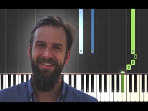 No Longer Slaves - Bethel Music | PIANO TUTORIAL by Betacustic thumbnail
