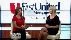 Jennifer Guidry First United Bank Construction Loans on Daytime @9
