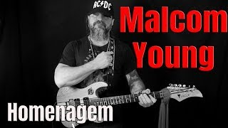 To Malcolm Young