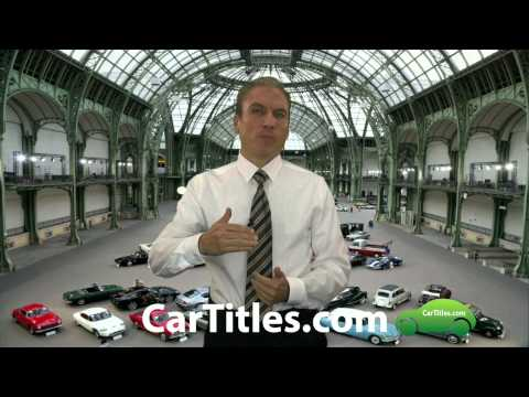 What is the process for recovering the title for a car? | AFX
