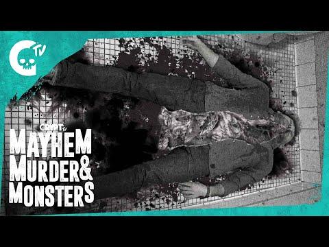 SPLIT IN HALF: MAYHEM, MURDER, AND MONSTERS | Scary Horror Story | Crypt TV