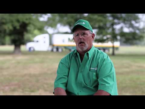 Thomas Guyatt 2013 Mayflower Logistics Van Operator of the Year