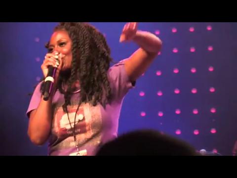 "Sammus performs ""Lovesong"" at PAX EAST 2016 - Boston"