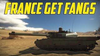 War Thunder - France Gets Fangs