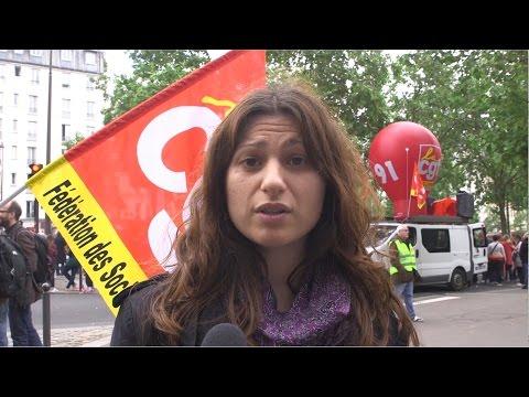 Μήνυμα από τον αγώνα των Γάλλων εργατών και εργατριών ενάντια στον εργασιακό νόμο