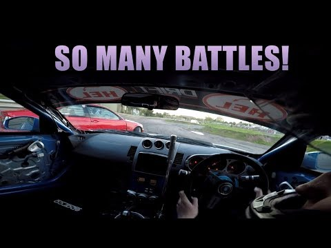 Birmingham Drift Knights Competition - April 2018