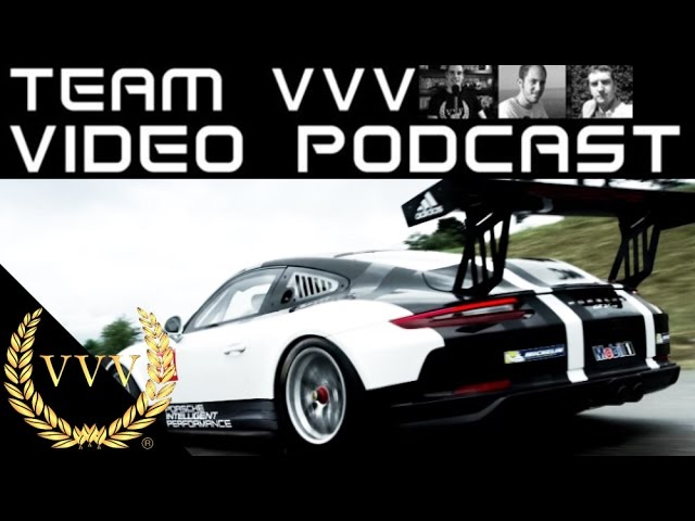 Team VVV Video Podcast 26, PCARS 2, Forza Horizon 3, Formula Fusion, GRIP: Combat Racing
