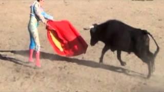 cabanaconde julio 2013 corrida de toros 1ra parte