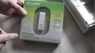 Adaptor Wireless Tp Link Tl