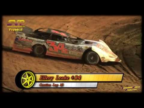Full Race Night Carolina Clash @ Volunteer Speedway 8 8 15
