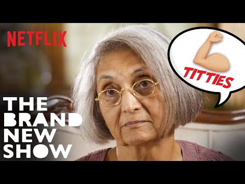 Ma Anand Sheela Exclusive Interview | The Brand New Show | Netflix India