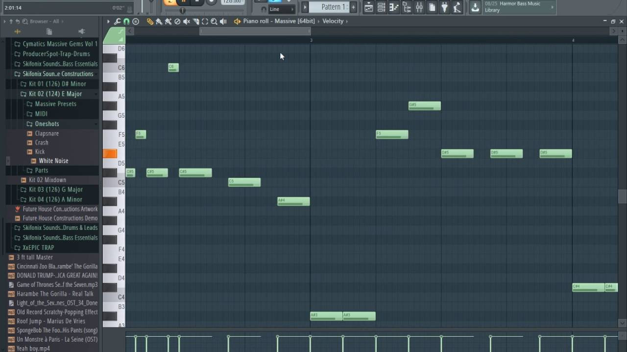 how to make a melody in fl studio