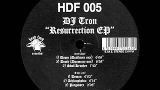 DJ Tron - Death (Doomcore Mix)