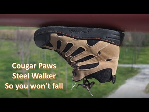 Cougar Paws Steel Walker Boots