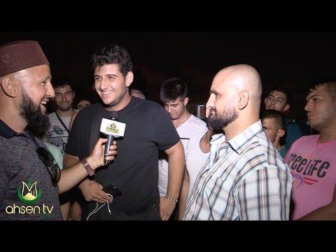 Ahsen Tv Yanlış Gence Çattı  :)