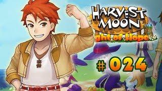 🎇 Harvest Moon: Light Of Hope - Let