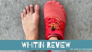 Cheap Barefoot Sneakers - Whitin Shoes Review