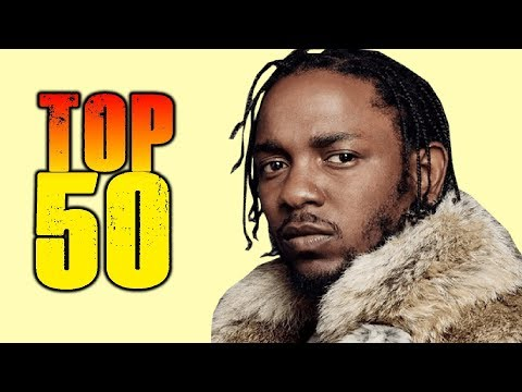 Top 50 Rappers Of ALL TIME