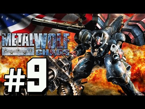 Let's Play Metal Wolf Chaos ft. Mike (#9) - White Slaves
