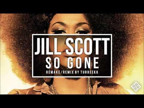 Jill Scott - So Gone Instrumental Remake/Remix 2017 (What My Mind Says) by Turreekk