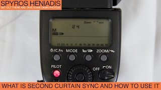 What is Second Curtain Sync and How to Use It
