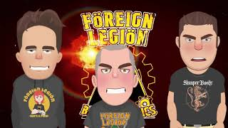 Foreign Legion - She's A Punk [official video]