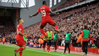 Video Gol Pertandingan Liverpool vs Watford