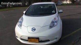 Nissan Leaf 2013,2014,2015 Review