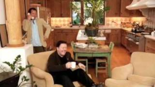 Repeat youtube video Ricky Gervais Meets Garry Shandling (pt. 5 of 5)