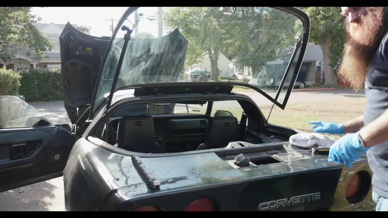1985 chevrolet corvette c4 fuel pump replacement acdelco [ 1280 x 720 Pixel ]