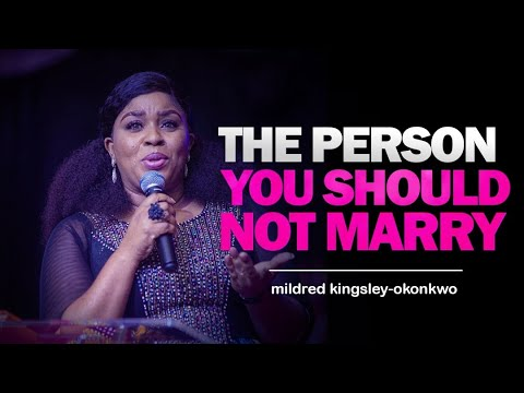 Download The Person You Should Not Marry | mildred kingsley Okonkwo