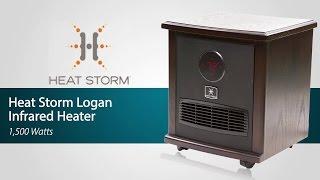 Heat Storm Logan Space Heater | Sylvane
