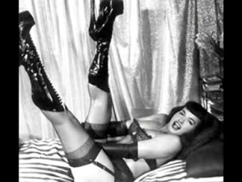 Bettie Page Thee Most Exalted Potentate of Love The Cramps